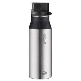 alfi ElementBottle Drinkfles 600ml zilver